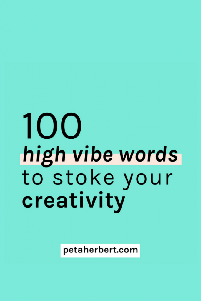 100-high-vibe-words